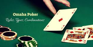 Poker Omaha Mengenal Istilah dan Versi Permainan
